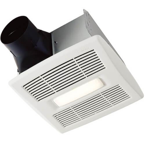 FLEX DC ESTAR Bathroom Exhaust Fan w/ LED (50-110 CFM) Product Image