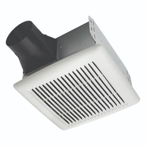 Flex Series Humidity Sensing Ceiling Bathroom Exhaust Fan w/ Energy Star (80 CFM, 0.8 Sones) Product Image