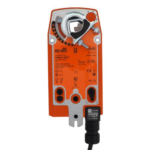 Spring Return Damper Actuator Product Image