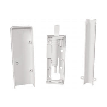 """Reverse Osmosis Filter Air Gap w/ Wall Mount Cover, 1/4"""" Inlet Ports and 3/8"""" Outlet (1/2 GPM) Product Image"""