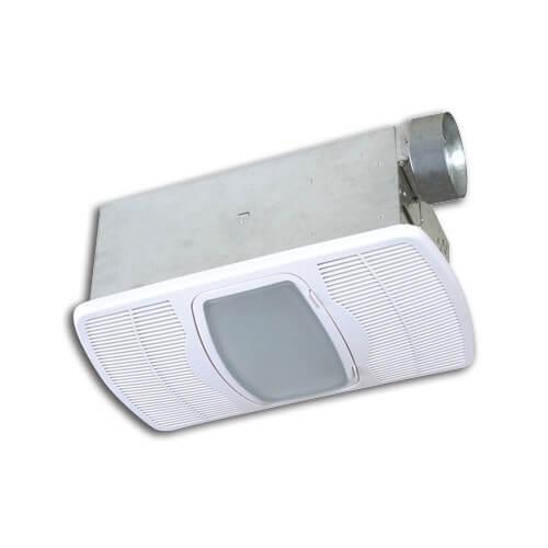 "AK965 Deluxe Combination Heater Fan, 4"" (70 CFM) Product Image"