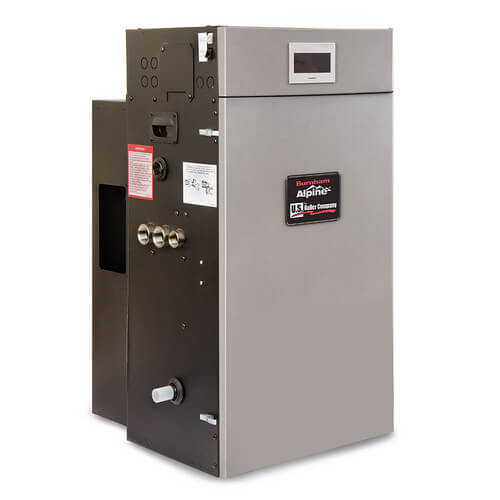 Alpine 168,000 BTU Output Condensing Boiler (Wall or Floor Mount) Product Image