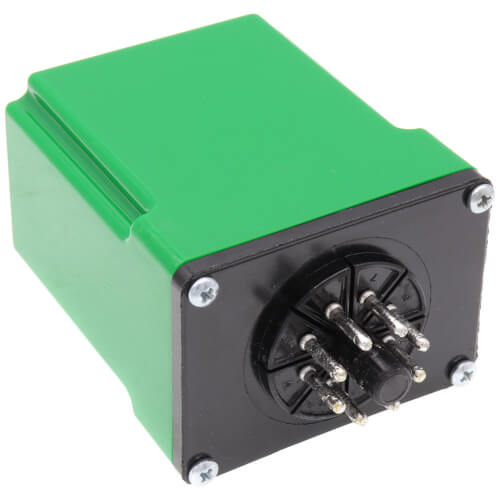 DPDT 8 Pin Plug-In Alternating Relay (95-125V) Product Image