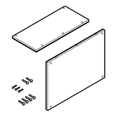 Gasketed Cover Kit for MP9000 Product Image