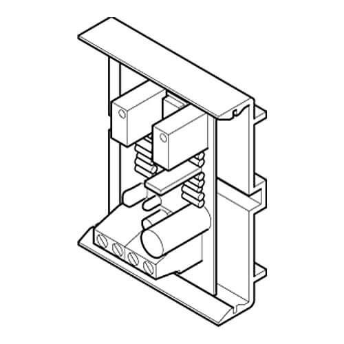 Input Rescaling Module 2-10 VDC Product Image