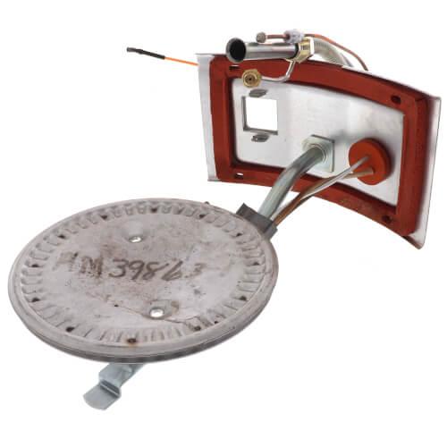 Burner Door Assembly - RG40-34 N Product Image