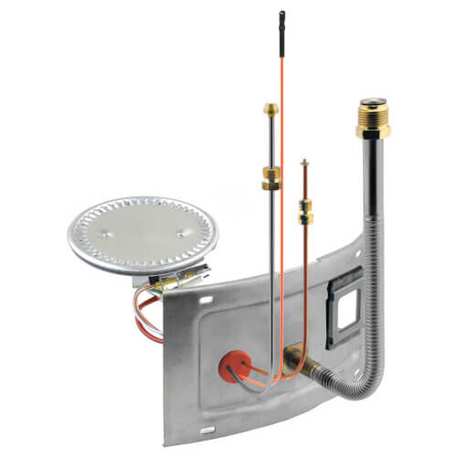 Burner Assembly Door - 42V65-65 - NG Product Image