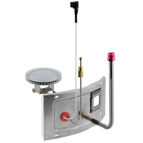 Burner Door Assembly Product Image