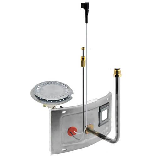 "Burner Door Assembly - 14"" Product Image"