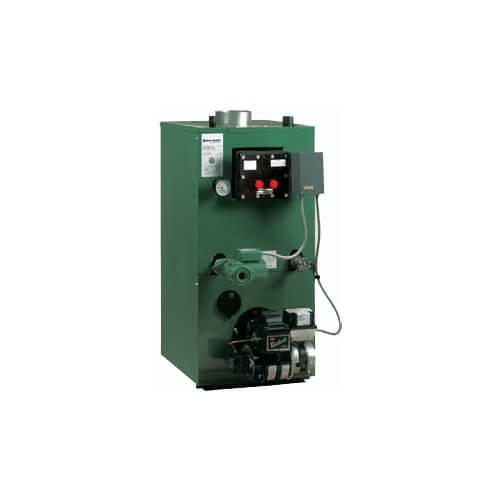 AP-590U 103,000 BTU Output, High Efficiency Oil-Fired Steel Water Boiler w/ Coil (Packaged) Product Image