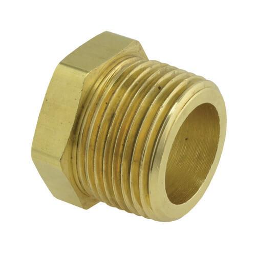 1 x 3 Brass Bushing Product Image