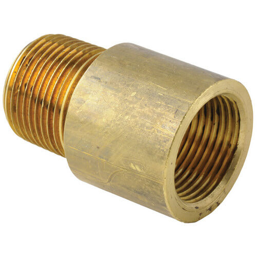 3/4 Brass Fitting Extension Product Image
