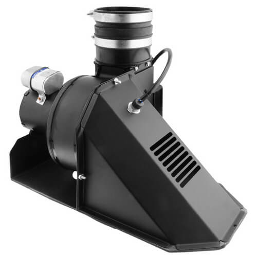 Powervent II Blower Assembly For 75 Gallon Water Heaters Product Image
