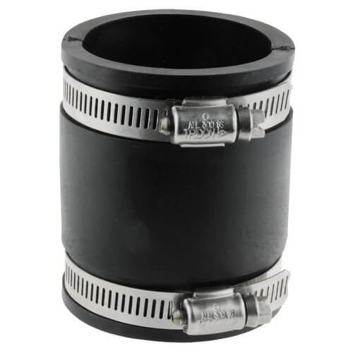 "2"" Rubber Coupling Product Image"