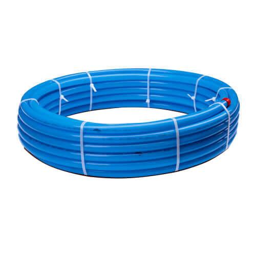 """1/2"""" Blue Aqua PERT Tubing (100 ft. Coil) Product Image"""