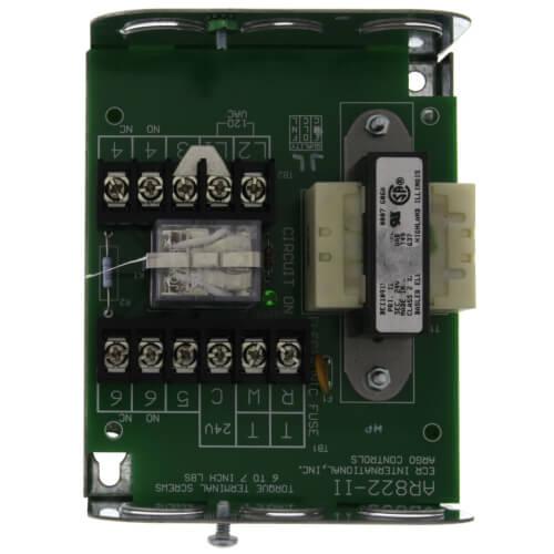 [SODI_2457]   AR822II - Argo AR822II - 1 Zone Switching Relay | Ar821 Argo Relay Wiring Diagram |  | SupplyHouse.com