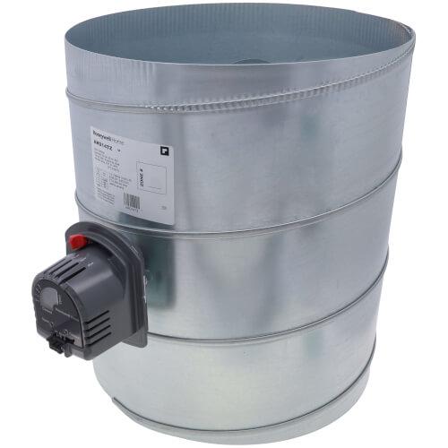 "14"" Round Automatic TrueZONE Damper Product Image"