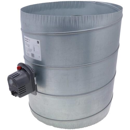 "16"" Round Automatic TrueZONE Damper Product Image"