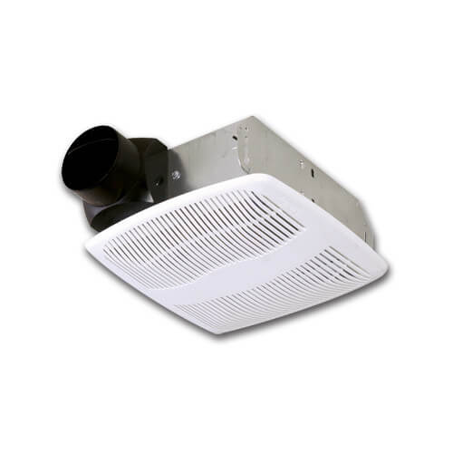 "AS50 50 CFM Ceiling Exhaust Fan w/ 3"" Duct Product Image"