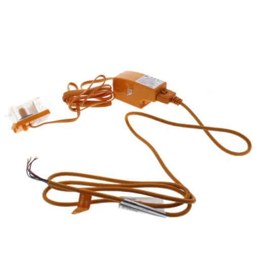 Mini Orange Universal Voltage Mini Split Condensate Pump Kit (Above Ceiling or Inside Line Hide Install) (100-250V) Product Image