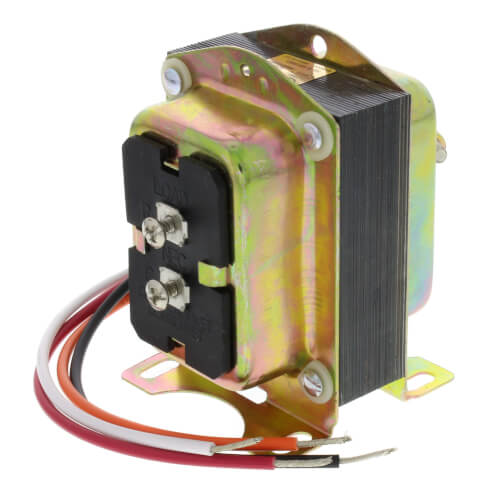 Foot Mounted 120/208/240 Vac Transformer w/ 9 in. Lead Wires (40VA) Product Image