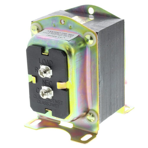 Foot mounted 120/208/240 Vac Transformer w/ 9 in. Lead Wires (75VA) Product Image