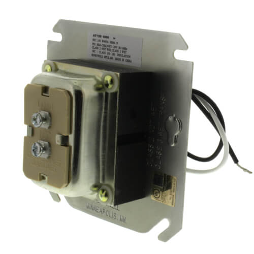 Plate mounted 120 Vac Transformer with 9 in. leadwires Product Image