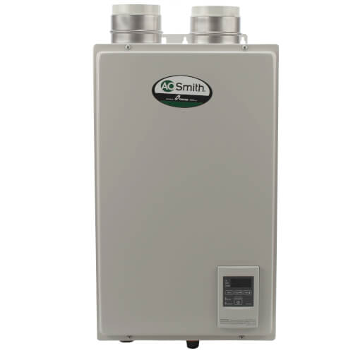120,000 BTU Condensing Ultra-Low NOx Indoor Tankless Water Heater (LP) Product Image