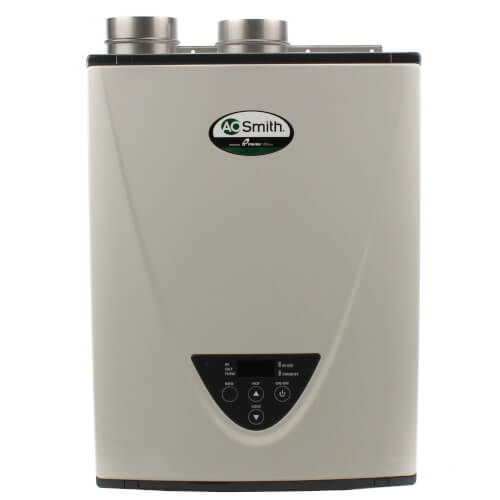 160,000 BTU Condensing Ultra-Low NOx Indoor Tankless Water Heater (LP) Product Image