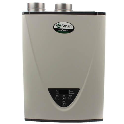 180,000 BTU Condensing Ultra-Low NOx Indoor Tankless Water Heater (LP) Product Image