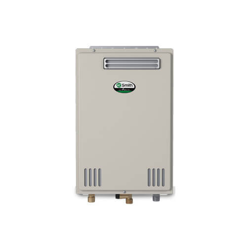 199,000 BTU Non-Condensing Ultra-Low NOx Outdoor Tankless Water Heater (NG/LP) Product Image