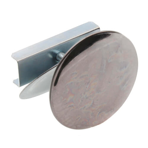 "2"" OD Sink Hole Cover w/ Washer (Stainless Steel) Product Image"