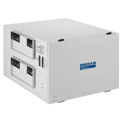 12LCEPSNW, 1170 CFM Light Commercial Heat Recovery Ventilator  Product Image