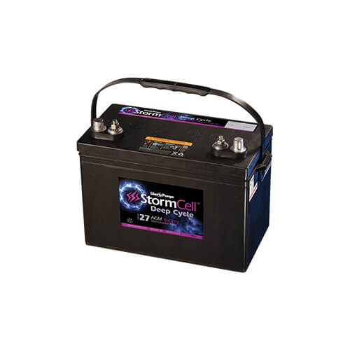 12V Deep Cycle Stormcell Battery (98 AH, 170 RC Mins, 750 CA Rating) Product Image
