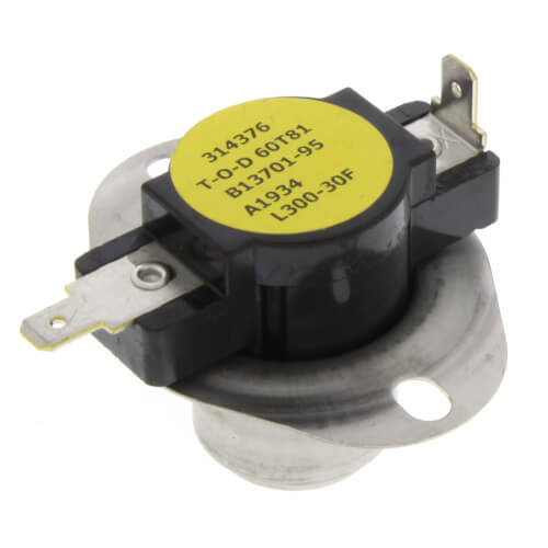 300°F Primary Limit Switch Product Image