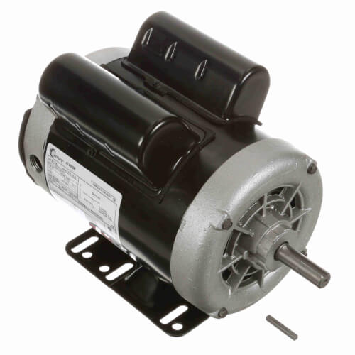 Capacitor Start ODP Rigid Base Motor, 3 HP, 3450 RPM (208-230V) Product Image