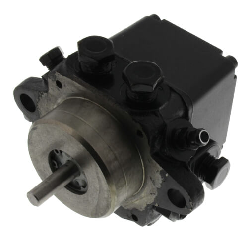 Two Stage Oil Pump (3450 RPM, 23 GPH) Product Image