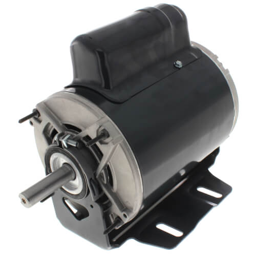 Fan & Blower Motor - 1/2 HP, 1800 RPM, 1 PH, Selective CCW (115/208-230V) Product Image