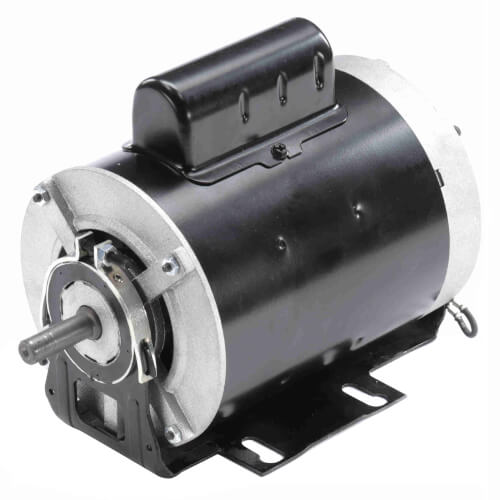 """5-5/8"""" Capacitor Start Resilient Base Motor (115/208-230V, 3450 RPM, 1/2 HP) Product Image"""