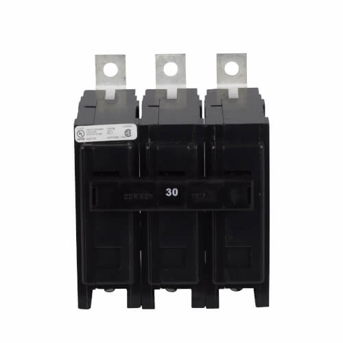 3-Pole Non-Interchangeable Circuit Breaker (50A, 240V) Product Image