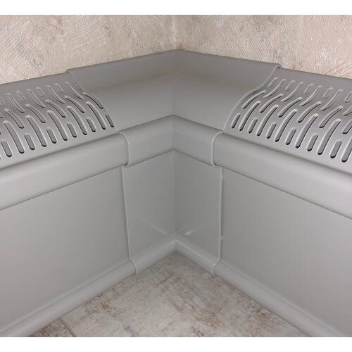 Inside Corner (Feather Gray) Product Image
