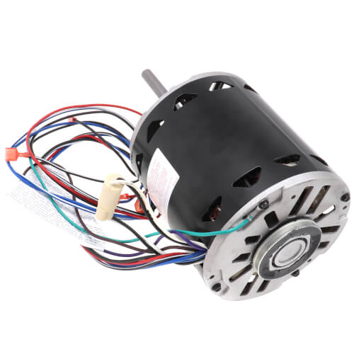 """5-5/8"""" High Efficiency Stock Motor (460V, 1100 RPM, 1 HP) Product Image"""