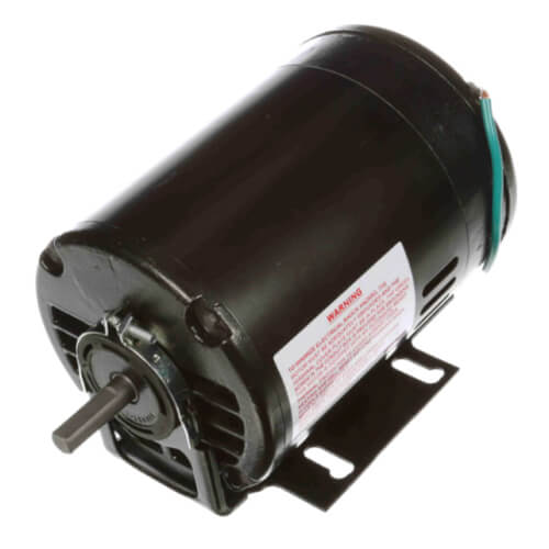 """5-5/8"""" Capacitor Start Resilient Base Motor (115/208-230V, 1725 RPM, 1/4 HP) Product Image"""