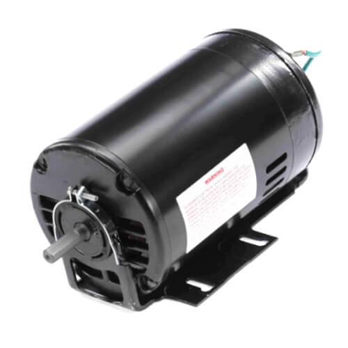 """5-5/8"""" Capacitor Start Resilient Base Motor (115/208-230V, 3/4 HP, 3450 RPM) Product Image"""