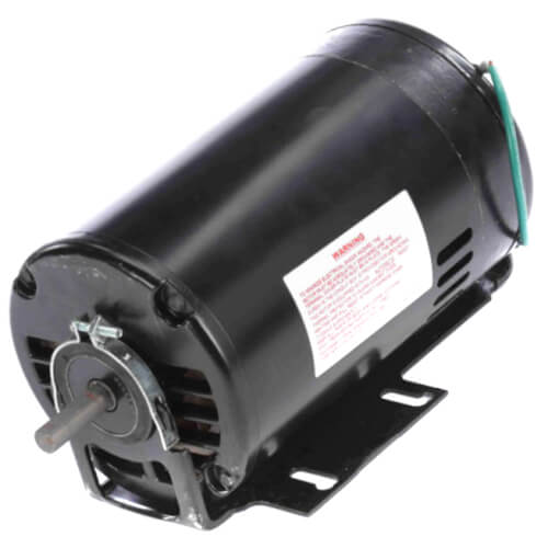 "5-5/8"" Capacitor Start Resilient Base Motor (115/208-230V, 1 HP, 3450 RPM) Product Image"