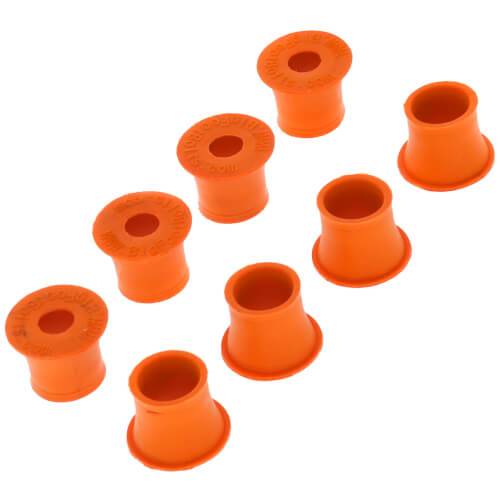 Big Foot Toilet Bolt Holders - 8 Pack Product Image