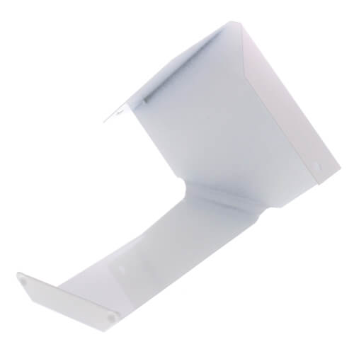 90° Inside Corner for Baseboard Heater Cover (White) Product Image