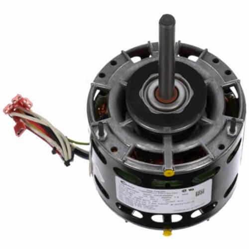 """5"""" 4-Speed Single Shaft Open Fan/Blower Motor (115V, 1050 RPM, 1/6-1/8-1/10-1/12 HP) Product Image"""