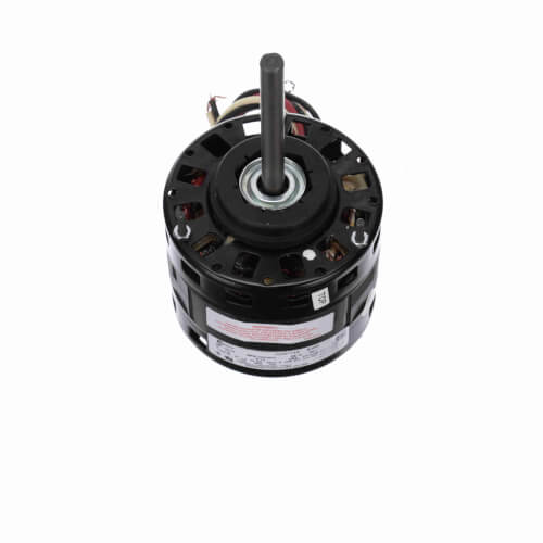 "5"" 2-Speed Single Shaft Open Fan/Blower Motor (115V, 1050 RPM, 1/6, 1/9 HP) Product Image"