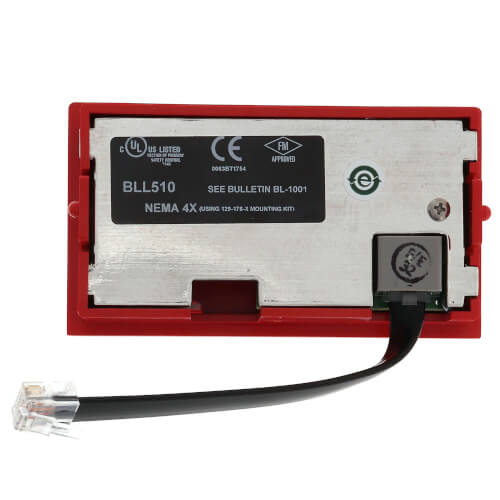 NEMA 4, 2 Line x 16 Characters LCD Display with Cable Product Image